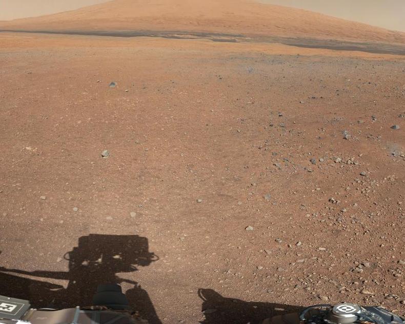 NASA-JPL director Charles Elachi talks about latest Mars ...