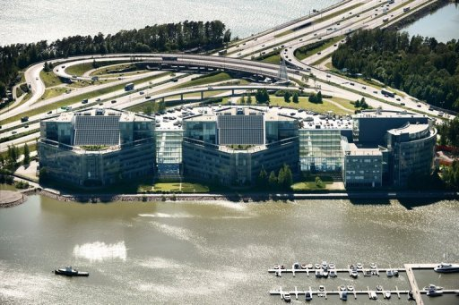 Nokia might sell HQ: report