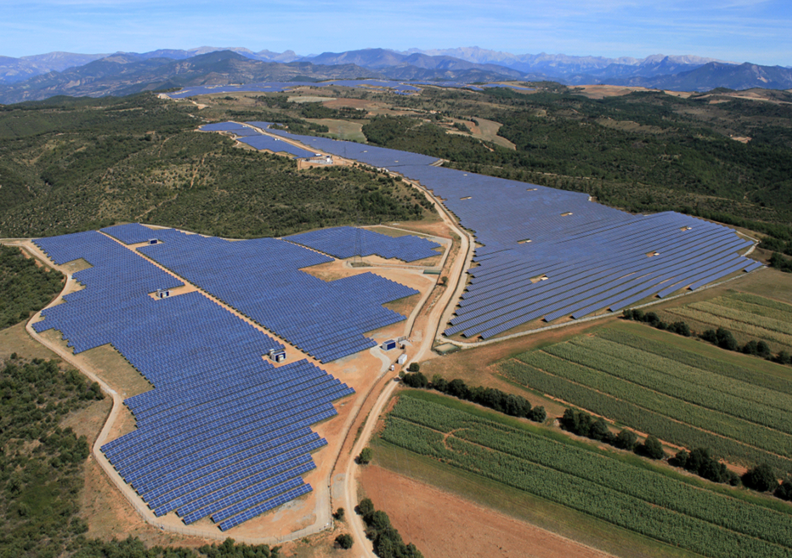Optimal planning of solar power plants for Solar ranch