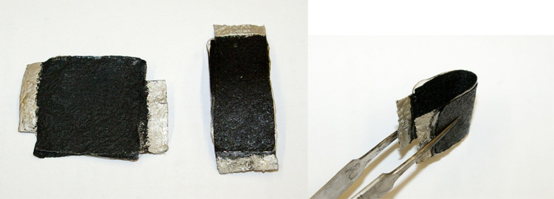 Solid State Battery >> Flexible, paper-based supercapacitor could improve performance of hybrid electric vehicles