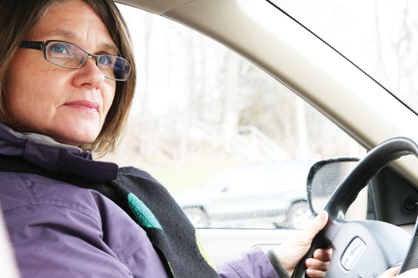 therapy Older and adult driving occupational