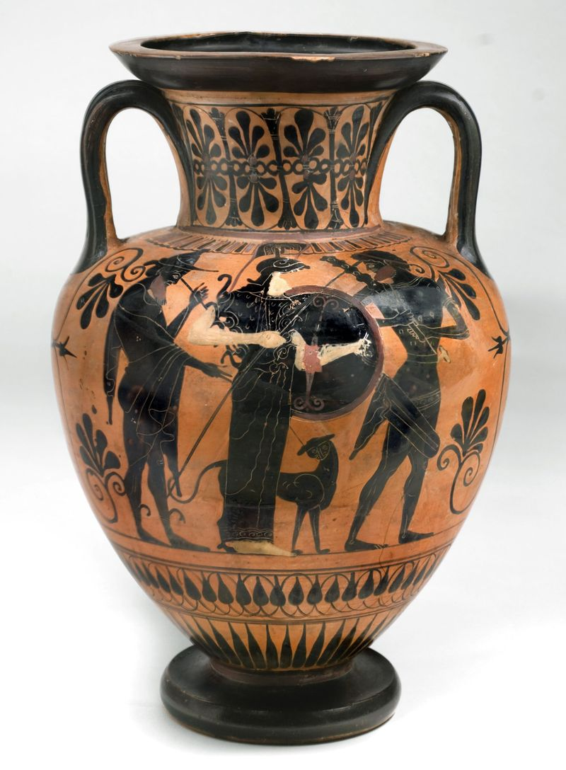 Archaic period greek art