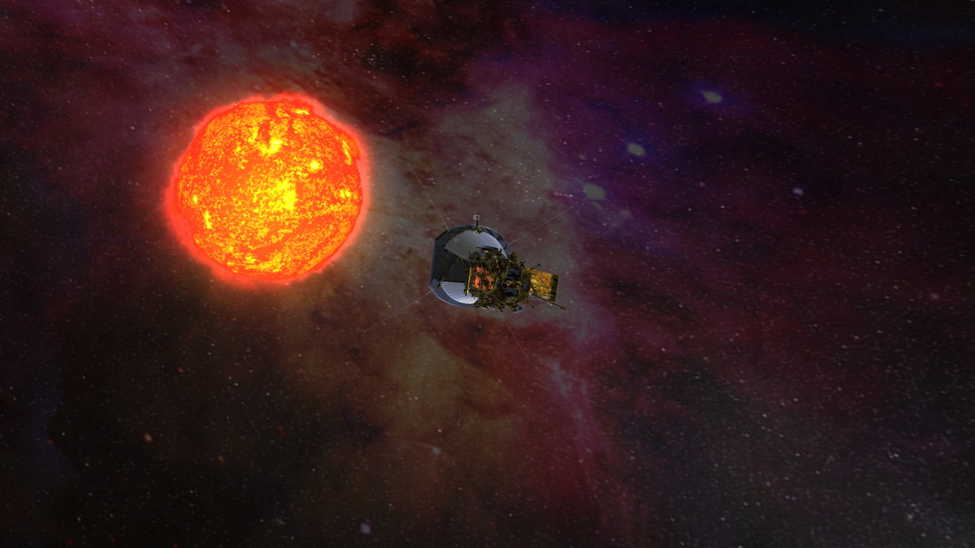 Future NASA mission to sun 'a life's dream' for some