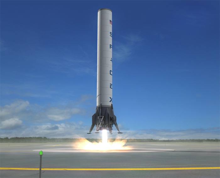 first spacex rocket - photo #26