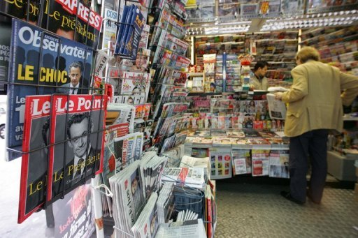 French online classifieds exceed print: study