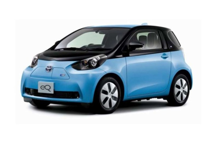 Toyota S Go Slow Message On Electric Cars