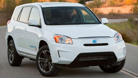 Small Electric Cars Usa