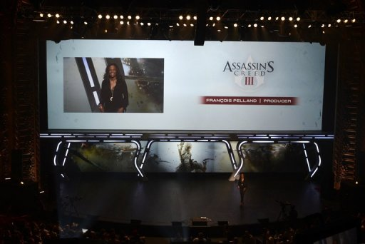 Ubisoft taking blockbuster 'Assassin's Creed' to big screen