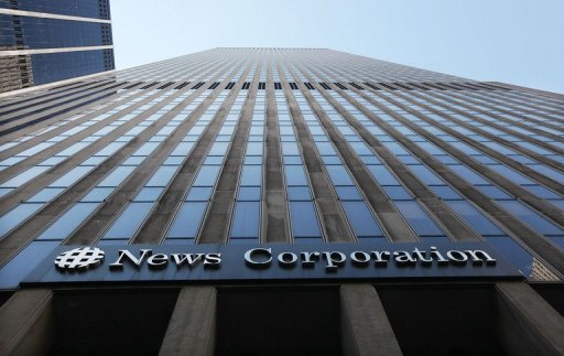 News Corp takes stake in private China film group