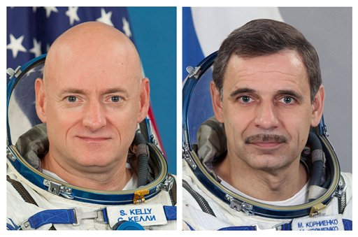 astronauts after being in space - photo #9