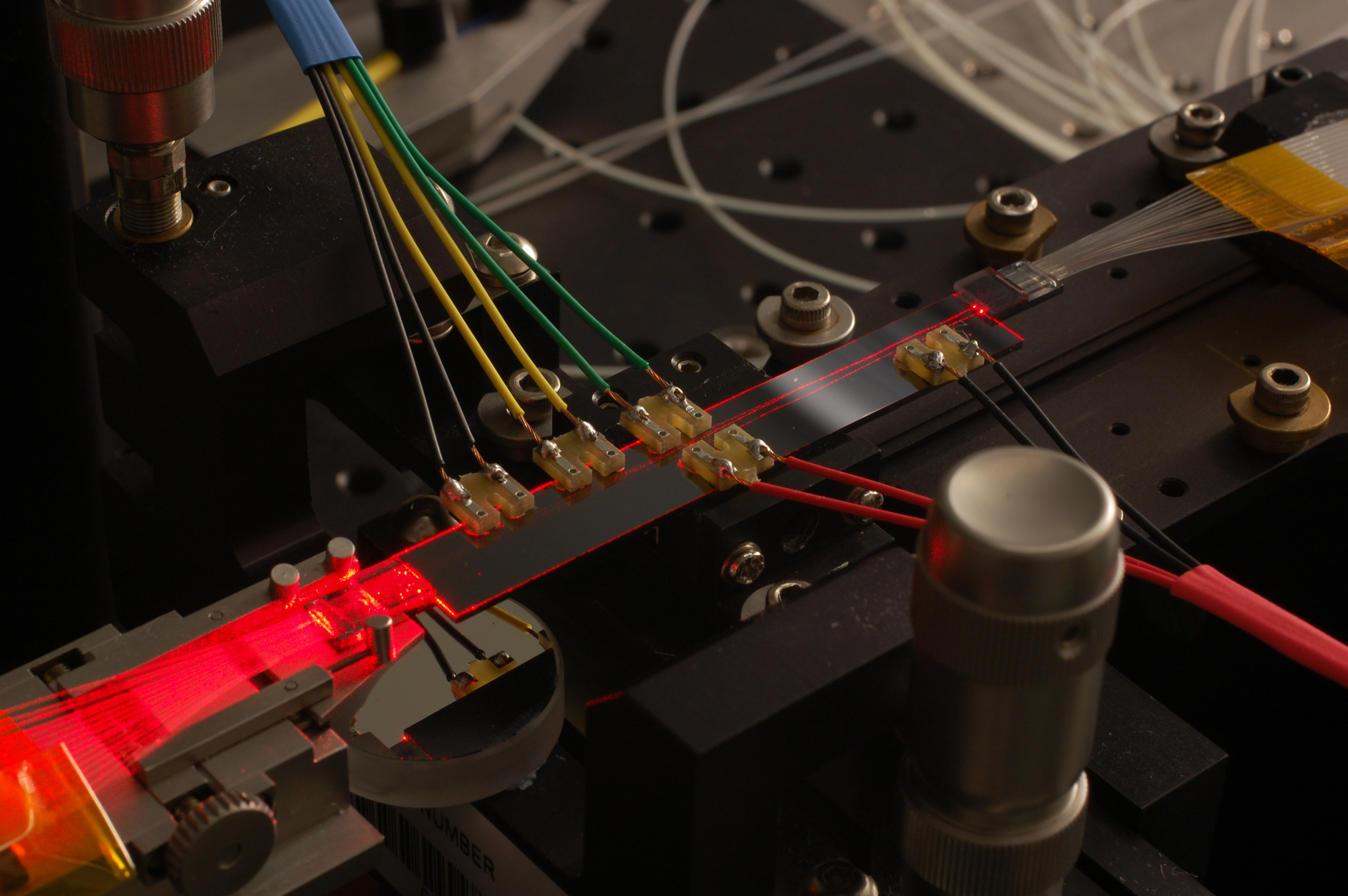 """optical computing research papers Research in optical computing has opened up new possibilities """" article on optical computing, optical components and storage systems e&t_paper_i_2010."""