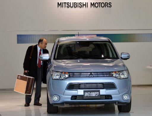 Mitsubishi Motors Suffers Fresh Lithium Battery Setback