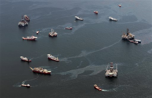the major role of human error in the deepwater horizon oil spill in the gulf of mexico The true magnitude of the gulf oil spill catastrophe is  played a major role in explosion that lead to the sinking of the deepwater horizon oil rig.