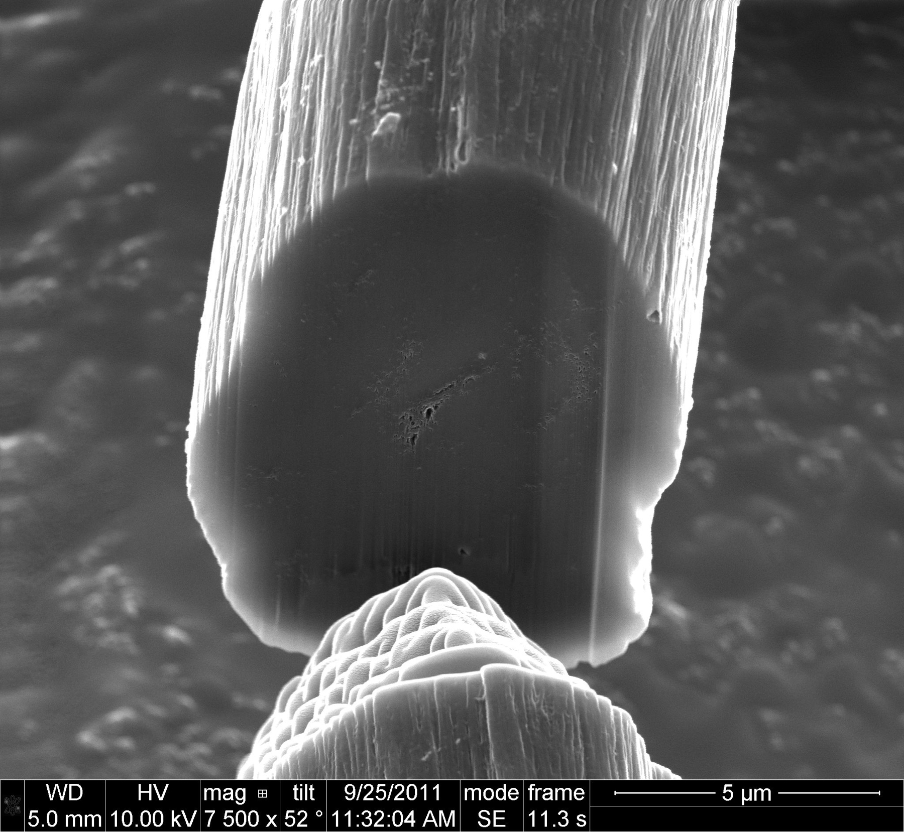 New nanotube fibers have unmatched bination of strength