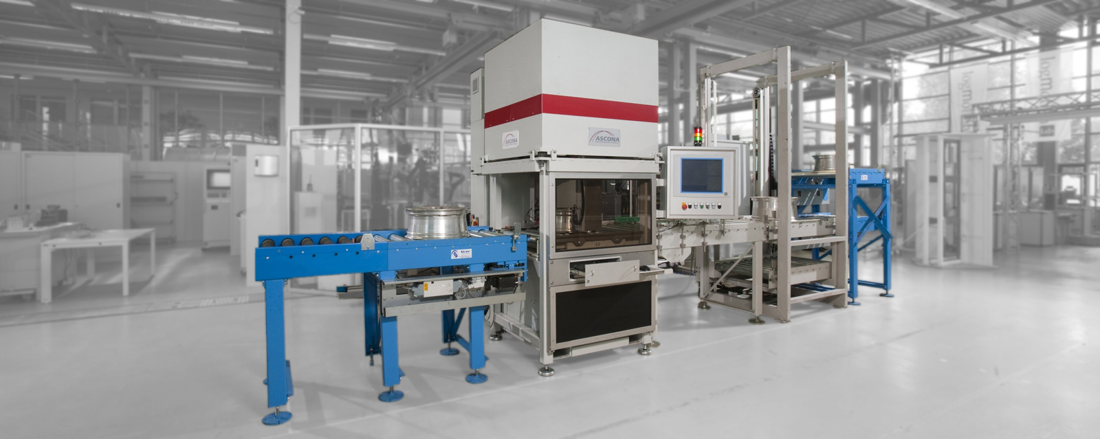 Quality control in the manufacturing cycle