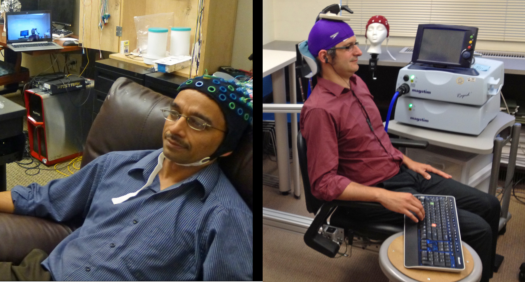 Researcher controls colleague's motions in first human brain-to-brain interface (w/ Video)