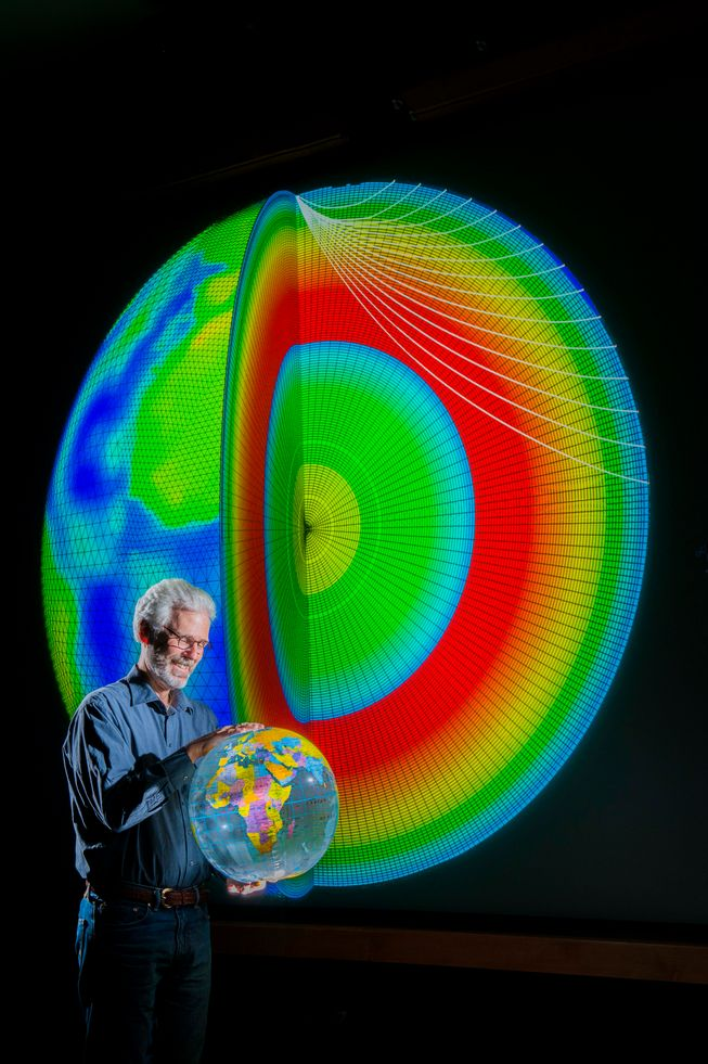 3-D Earth model more accurately pinpoints source of earthquakes ...