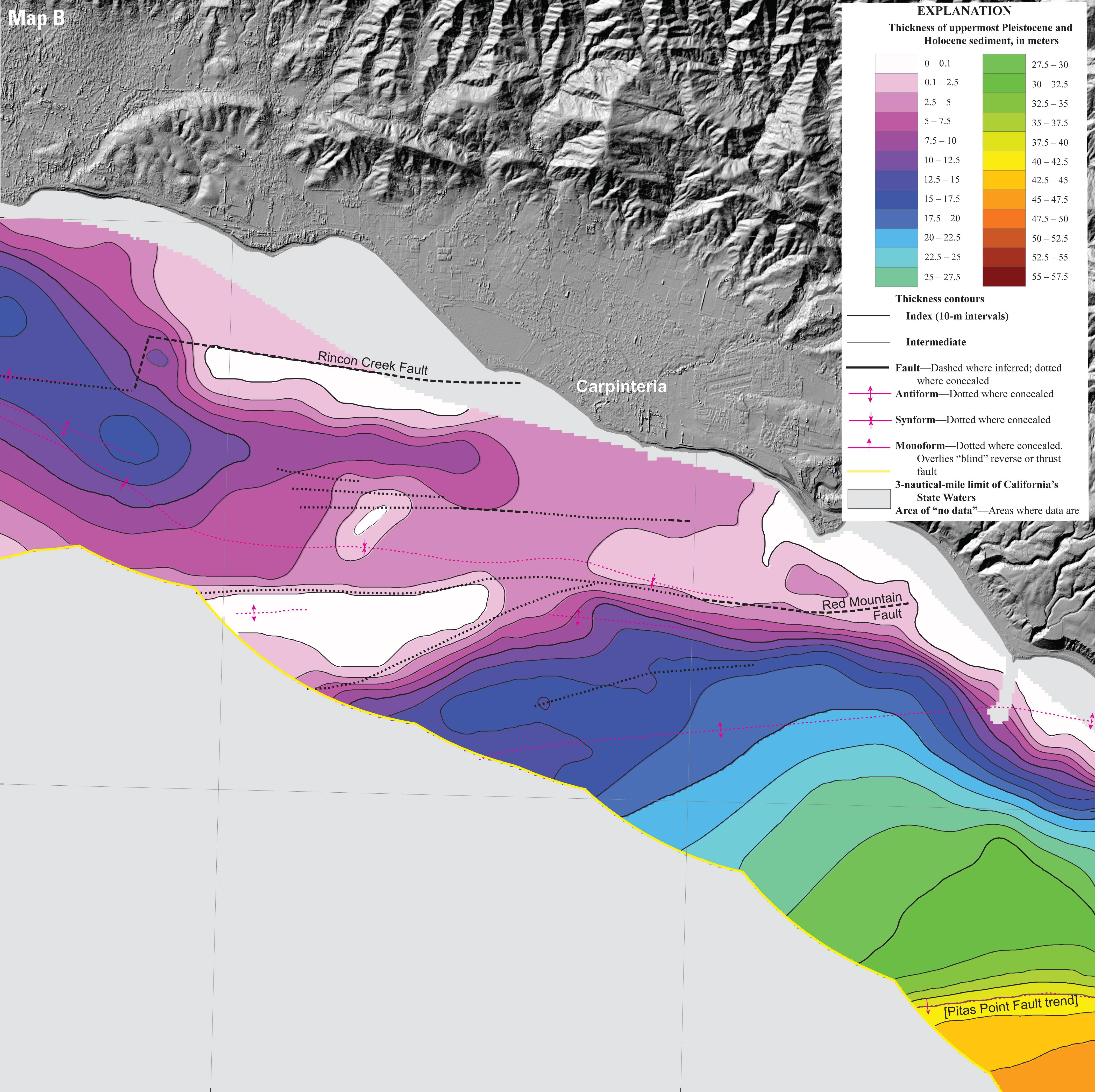California Seafloor Mapping Reveals Hidden Treasures