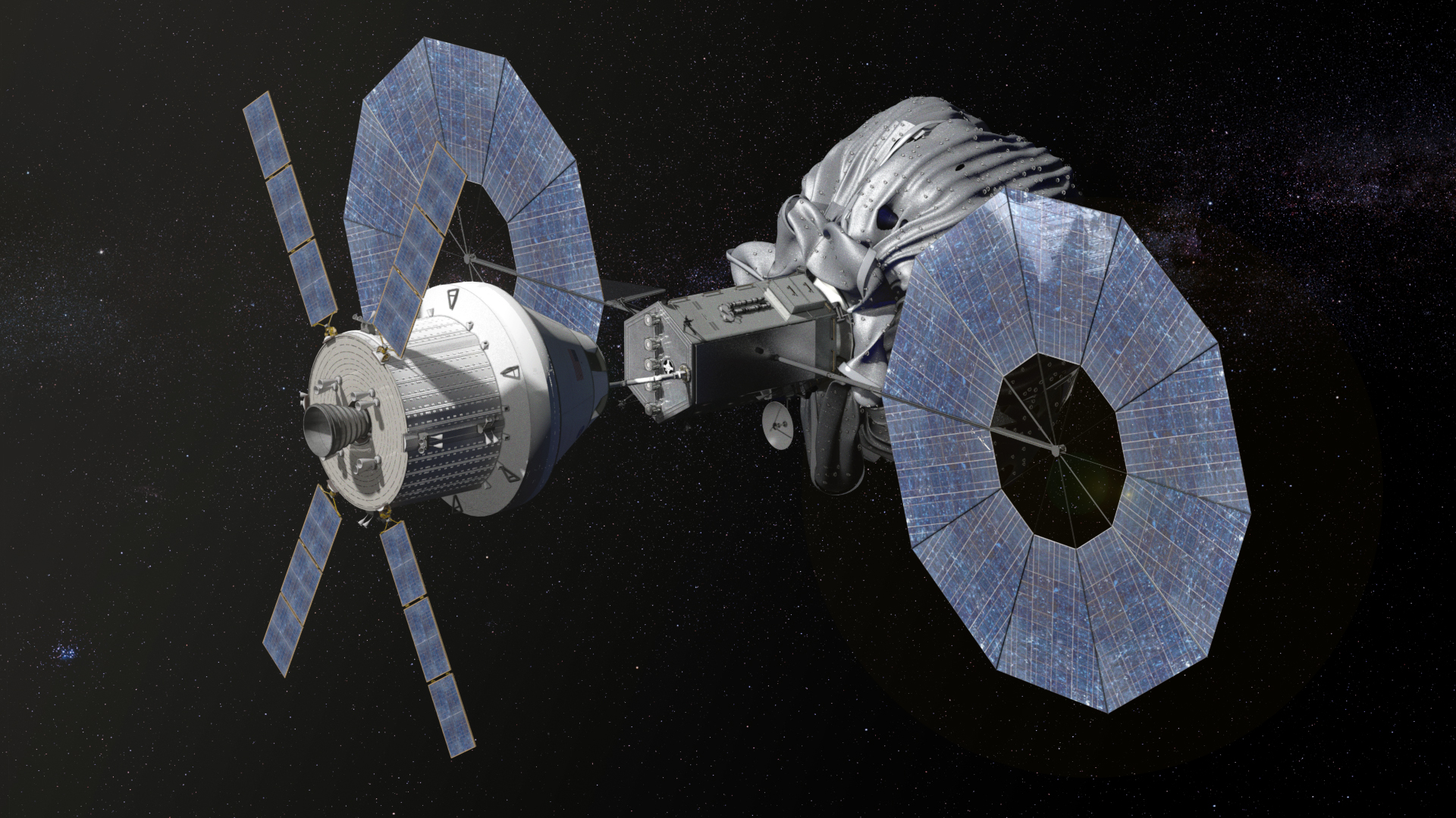 Nasa releases new imagery of asteroid mission for Nasa press release