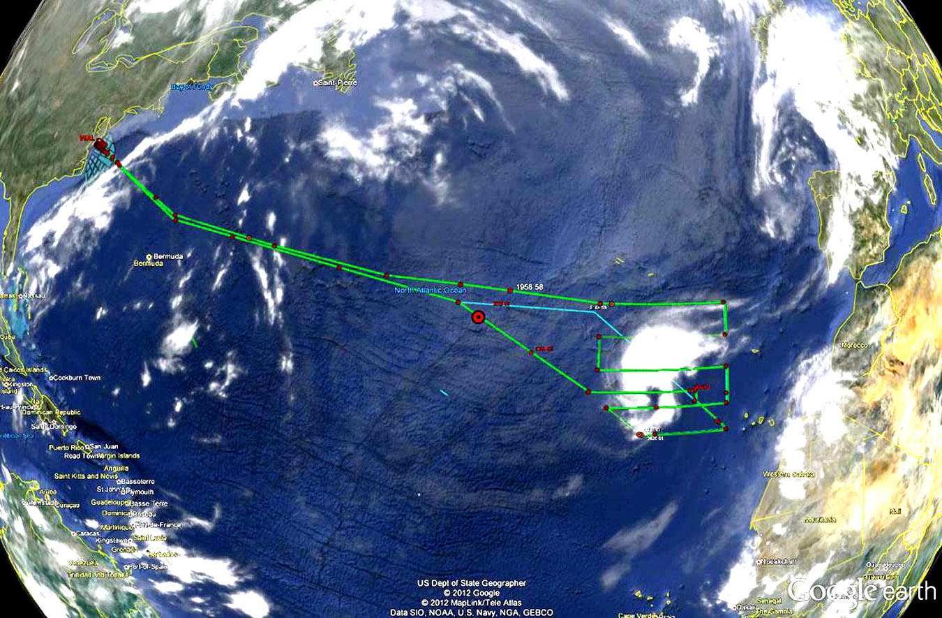 Nasas Hs3 Mission Aircraft To Double Team 2013 Hurricane Season Data From High Altitude Monolithic Microwave Integrated Circuit