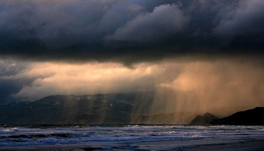 researchers find tie between global precipitation and global warming