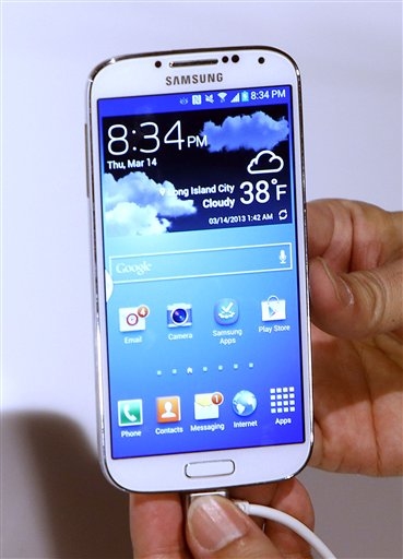 Review Tech In Galaxy S4 Doesn T Come Together