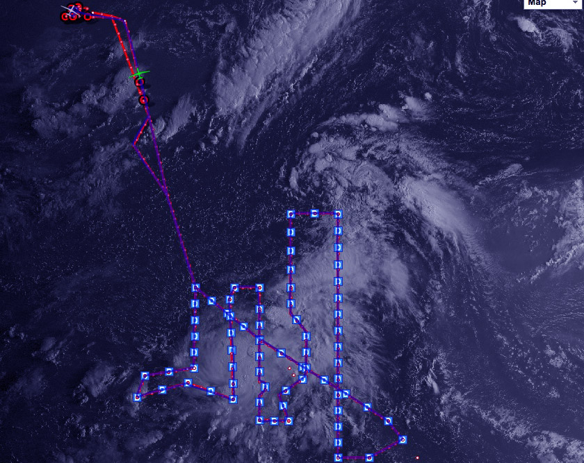 NASA's HS3 Mission Global Hawk data used in National ...
