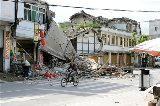 Image result for 2013 Ya'an earthquake