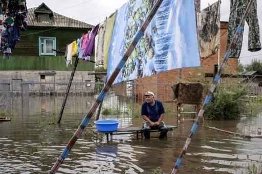 Record floods threaten major russian city publicscrutiny Gallery