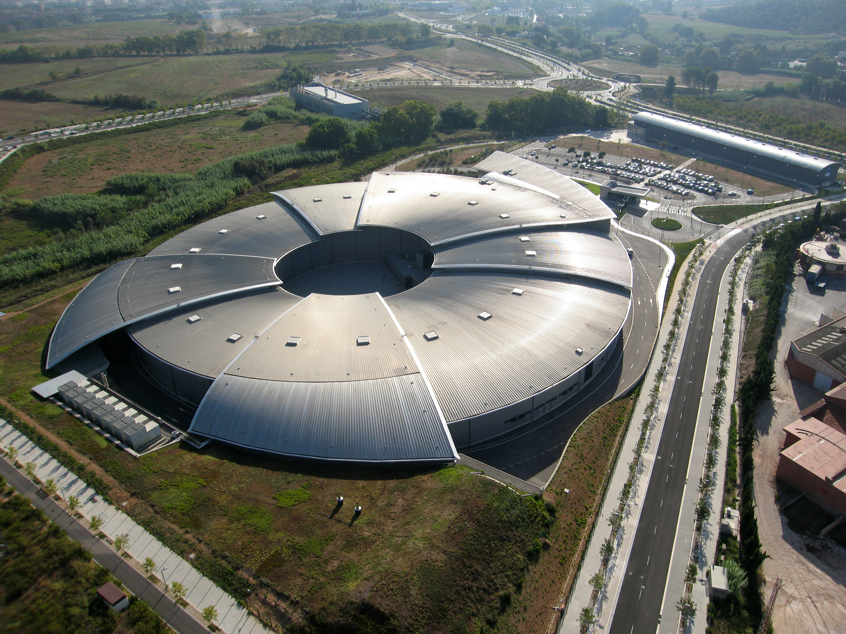 Alba Synchrotron Used For First Time As Microscope To