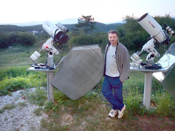 amateur astronomy magnitude
