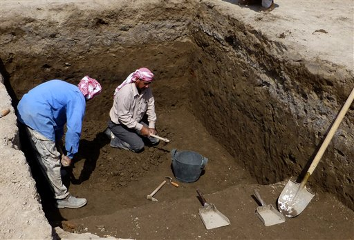 Huge find throws new light on ancient Iraq