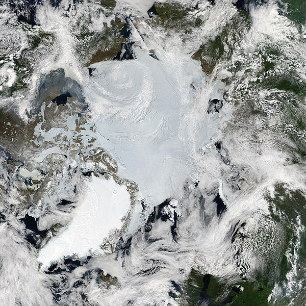 Ice-free Arctic summers could hinge on small climate warming range