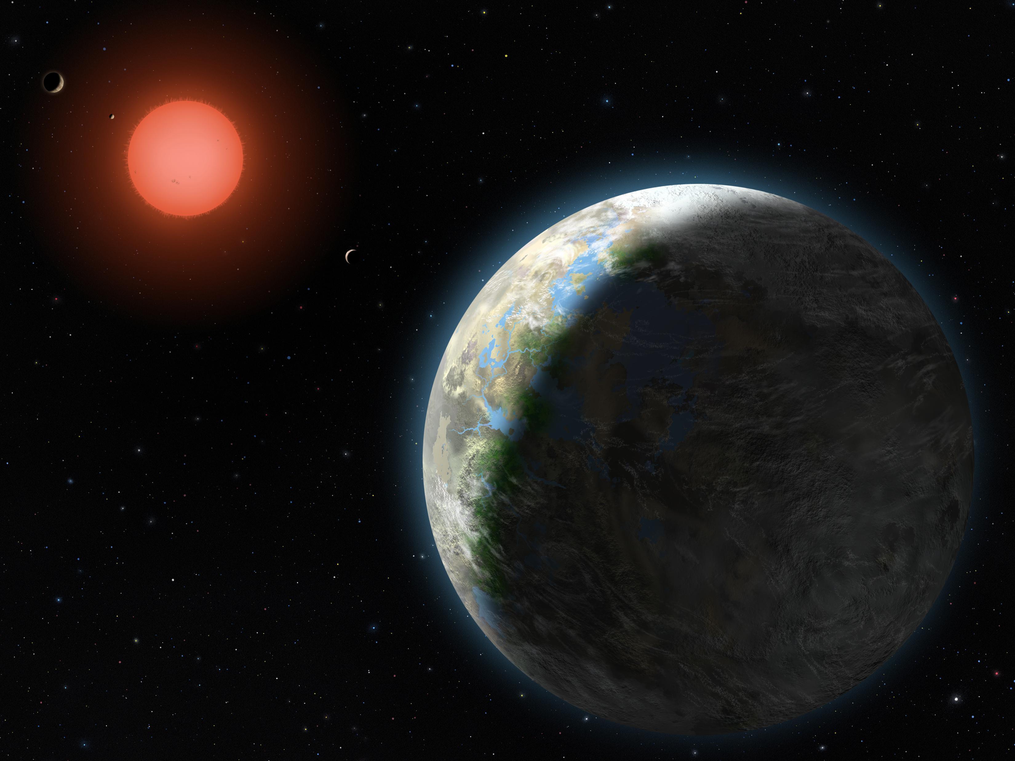 behavior expands habitable zone of alien planets