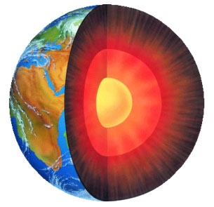 new calculations show earth s core is much younger than thought