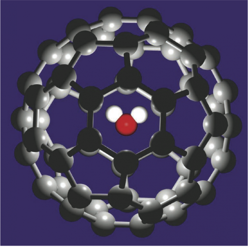 Engineers Manipulate A Buckyball By Inserting A Single