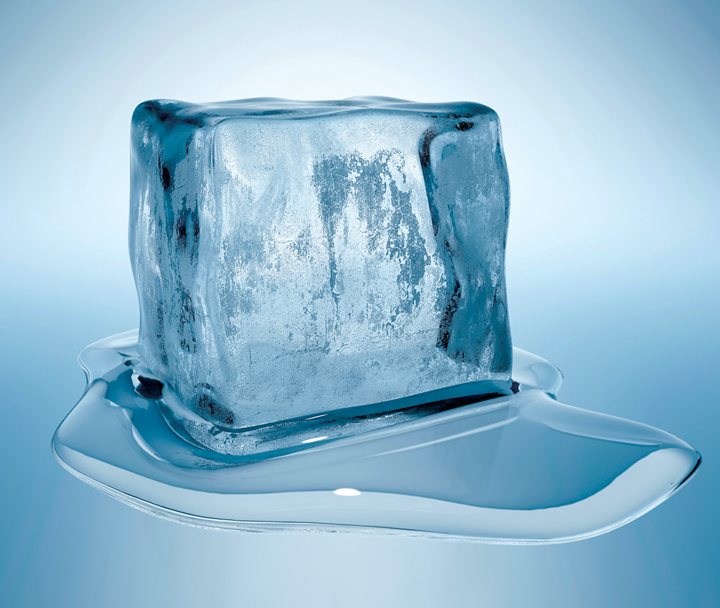 cup of ice cube melting pictures to pin on pinterest