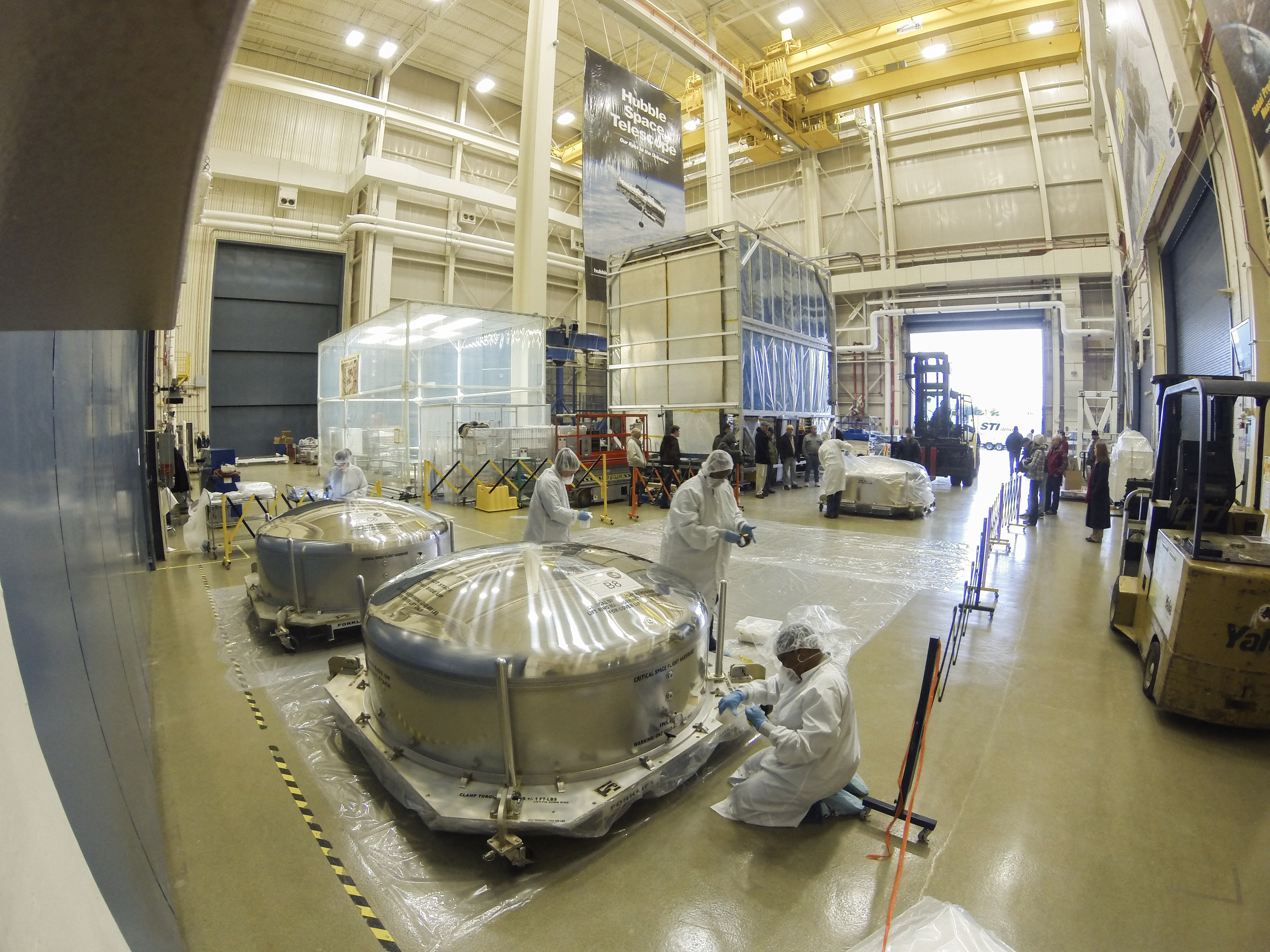 Final James Webb Space Telescope Mirrors Arrive At Nasa Fuel Filters
