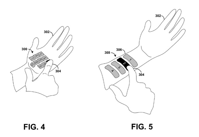 Google Glass May Run With Laser Projected Keyboard