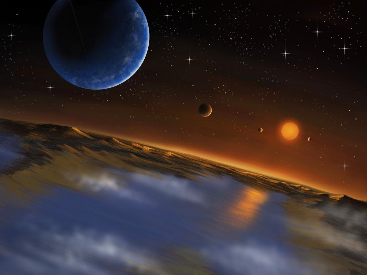 planets and moons similar to earth - photo #37