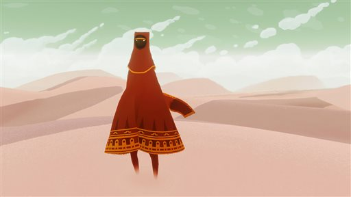journey sweeps game developers choice awards