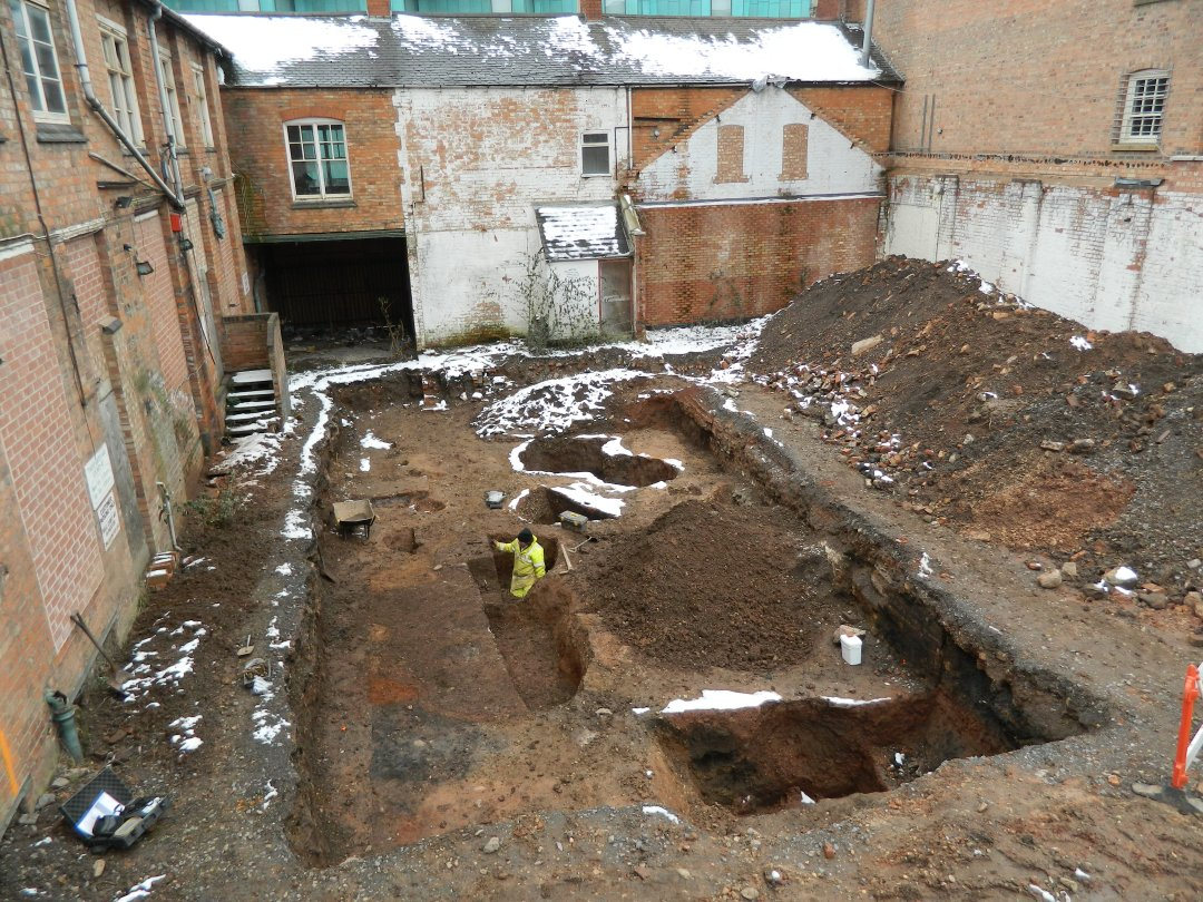 Richard Iii Remains In Leicester Car Park