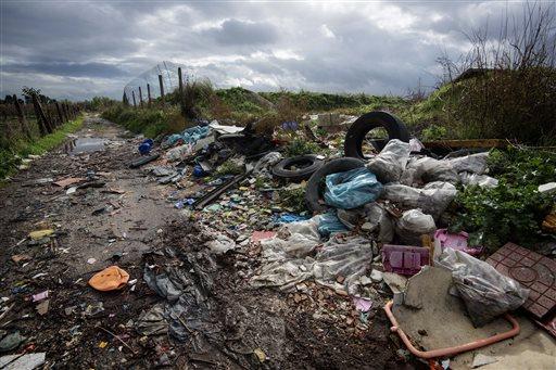 Mafia Toxic Waste Dumping Poisons Italy Farmlands Update