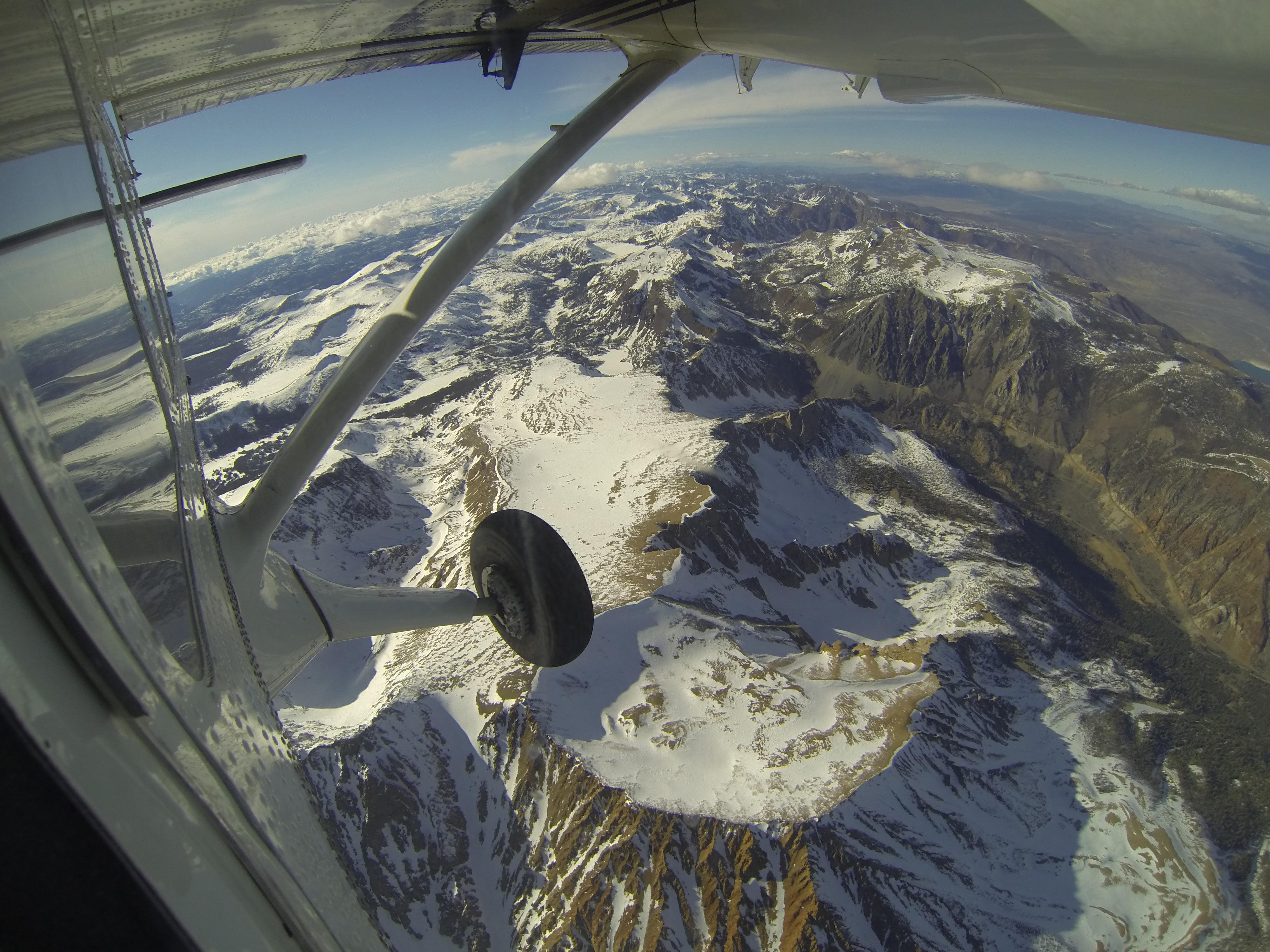 Opens New Era In Measuring Western US Snowpack - Us snowpack map