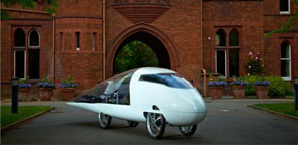Most Aerodynamic Car Design