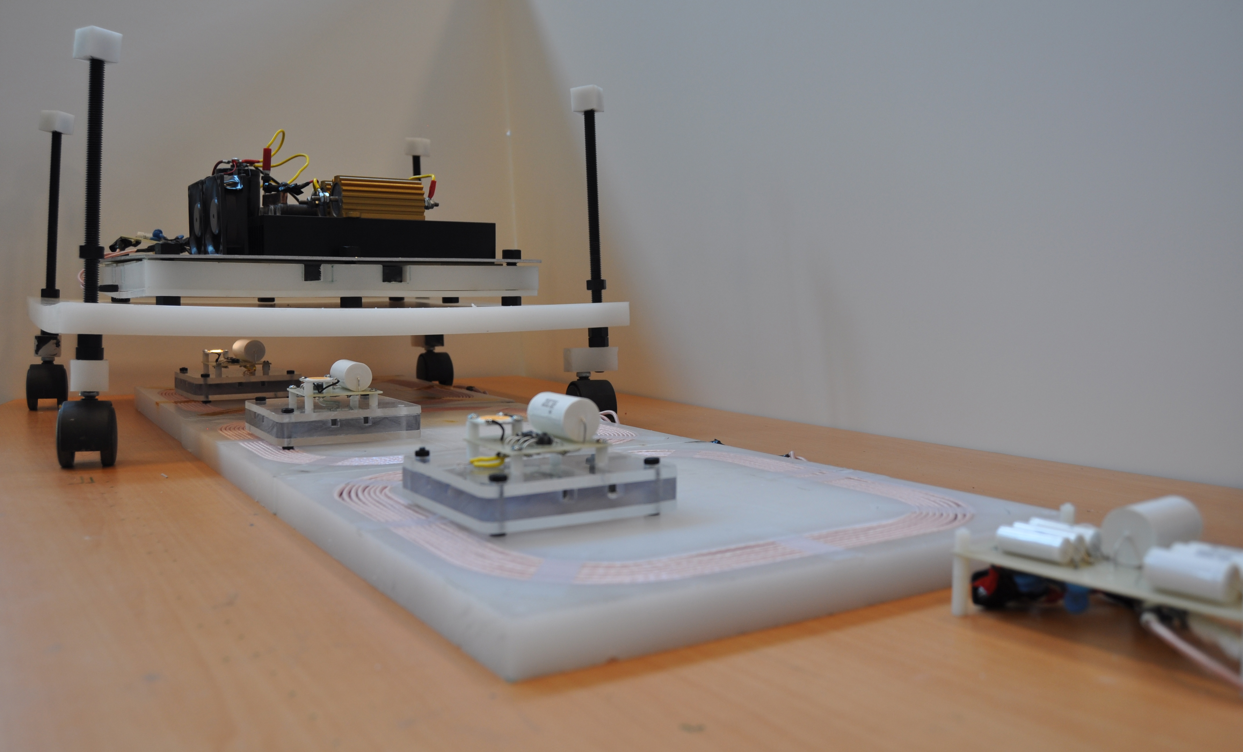 New approach advances wireless power transfer for electric vehicles