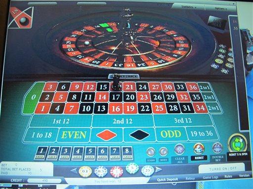 NJ lawmakers pass Internet gambling bill