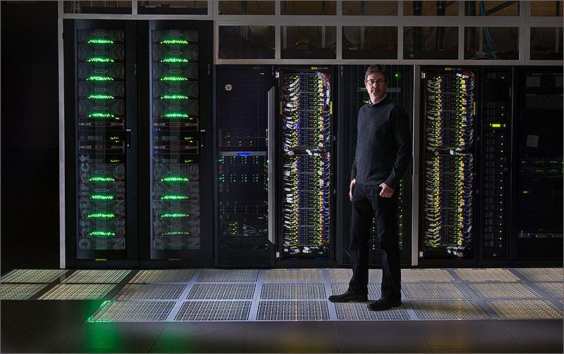 New Ultra Efficient Hpc Data Center Debuts