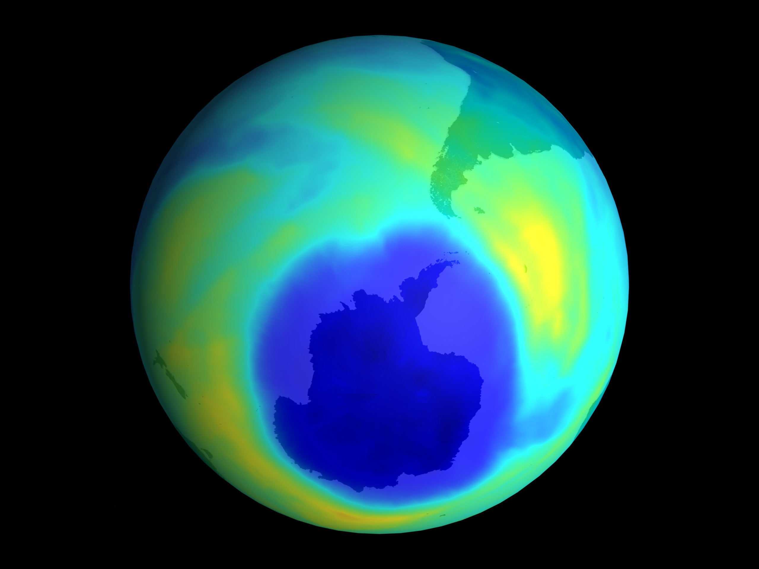 hole might slightly warm planet ozone hole might slightly warm planet