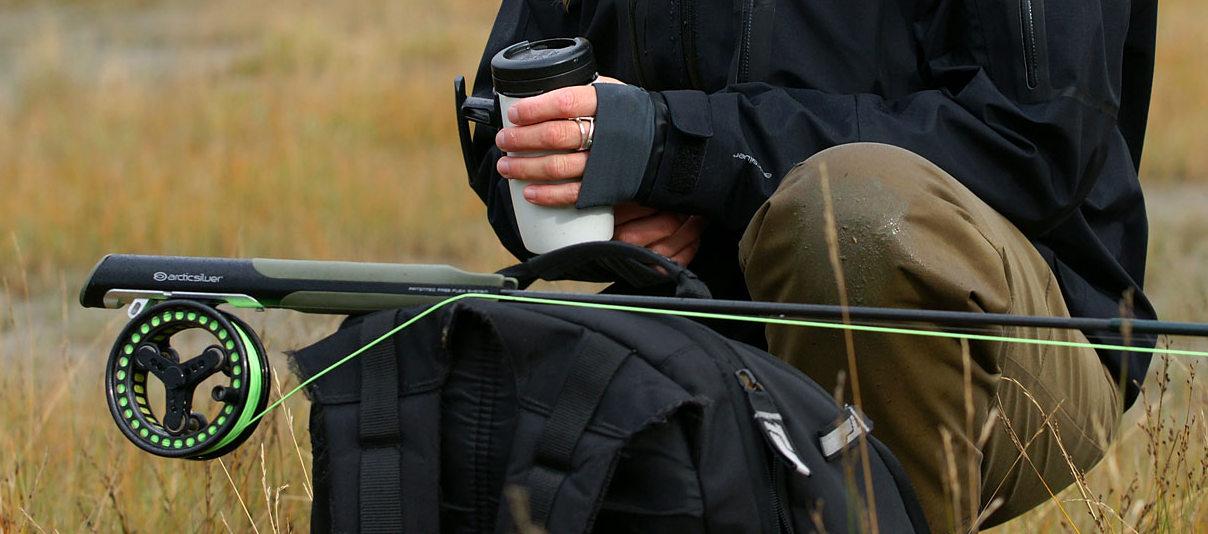 Long Handle Salmon Net
